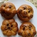 笑顔あふれるパン教室の講座の風景