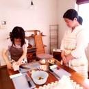 制限なし簡単マクロビオティック料理教室の講座の風景