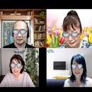 🌸楽しいZOOMオンラインビジネスを学ぶ!の講座の風景