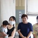 親子茶道教室/テーブル茶道教室「with抹茶」の講座の風景