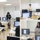 デザイン業界に就職・転職するための学校。の開催する講座の風景