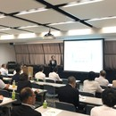 小澤歩のブランディング・販促ワークショップセミナーの講座の風景