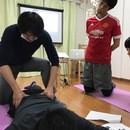 【実践に生かす解剖学】をカラダの専門家にシェア!の講座の風景
