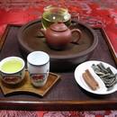 「気分を上げるお茶を見つけよう!」まち吉お茶サロンの講座の風景