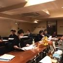 ビジネスSNS活用の講座の風景