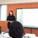 フェイシャルエステスクールSUHADAの講座の風景