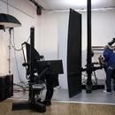 写真専用スタジオで学ぶライティング教室の講座の風景