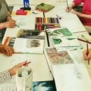 おとなのための創作教室 【東京青猫ワークス】の講座の風景