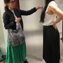 ファッションでより個性を際立たせる!の講座の風景