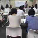 ブログが書けない人の為のお客様に選ばれる文章講座の講座の風景