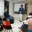 オーダーメイド英会話スクールの講座の風景