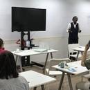 好きを学びに。英語学習アプリ「ポリグロッツ」の開催する講座の風景