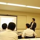 スティミュラス・ビジネスデザインの講座の風景