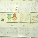 東京キャラクターアート学院の開催する講座の風景