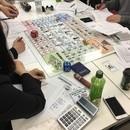【経営数字を身に着ける】ビジネスゲームM-Cassの講座の風景