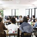 着付け教室で年間150人を集めたノウハウを伝えますの講座の風景