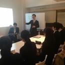 NPO法人パフォーマンスバンクの開催する講座の風景
