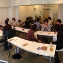 顧客との出会いをもっと楽しくするビジネススキル教室の講座の風景