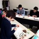 東京・吉祥寺|アドラー心理学の講座|らいキチカフェの講座の風景