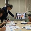 初心者でもスマホを使った動画の作り方が学べますの講座の風景