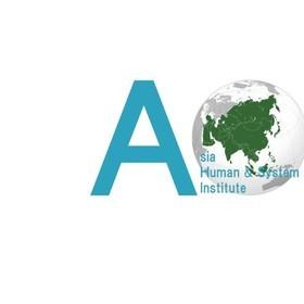 株式会社アジア・ひと・しくみ研究所の団体ロゴ