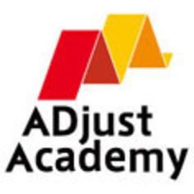 アジャストアカデミーの団体ロゴ