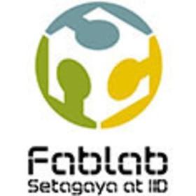 FabLab Setagaya at IIDの団体ロゴ