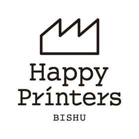 HappyPrinters BISHUの団体ロゴ