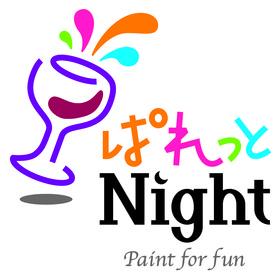 ぱれっとナイトの団体ロゴ