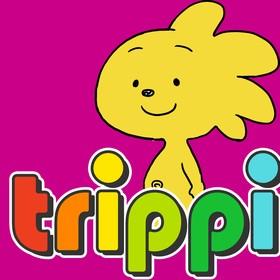 こどもから大人まで!表現力を磨こう!trippi表現力スクールの団体ロゴ