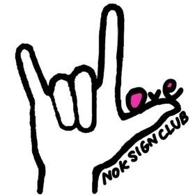 NOK SIGN CLUB by NOK CAFE TOKYOの団体ロゴ