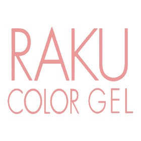 RAKU GELの団体ロゴ
