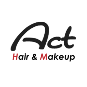 Hair &Makeup Actの団体ロゴ