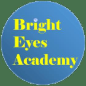 ブライトアイズアカデミーの団体ロゴ