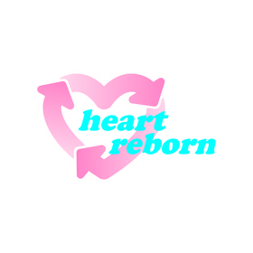 一般社団法人heart reborn・心理カウンセラー協会の団体ロゴ