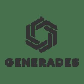 GENERADESアカデミーの団体ロゴ