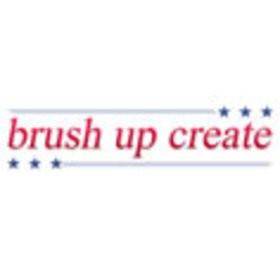 ブラッシュアップクリエイトの団体ロゴ