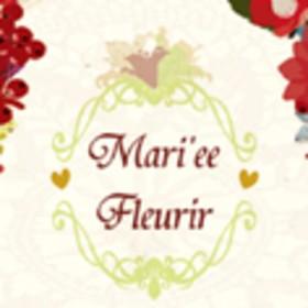 和装飾専門店マリエフルリール(大正ロマンなものづくり/着物体験/カラーコーディネート)の団体ロゴ