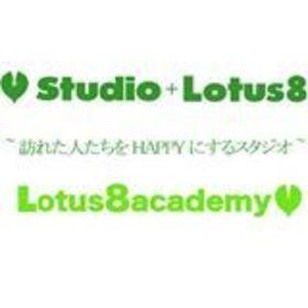 ロータスエイトアカデミーの団体ロゴ