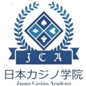 日本カジノ学院の団体ロゴ