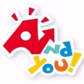 楽しい毎日は、もっとつくれる「Andyou!」の団体ロゴ