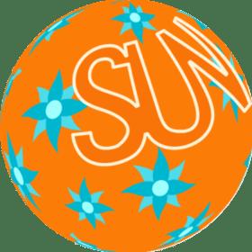 劇団SUNの団体ロゴ