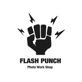 FLASH PUNCHの団体ロゴ