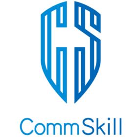 コミュニケーション研修のコムスキルの団体ロゴ