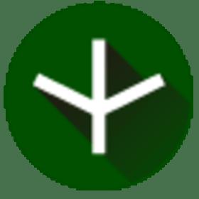 好きを学びに。英語学習アプリ「ポリグロッツ」の団体ロゴ