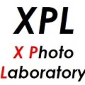 XPL→X Photo Laboratoryの団体ロゴ