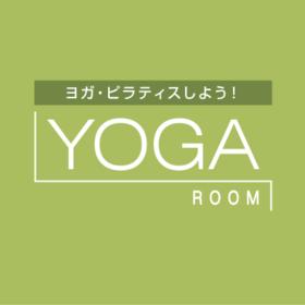 YOGA ROOMの団体ロゴ