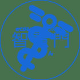 『ちえもん』おてがるクリエイティブスクールの団体ロゴ
