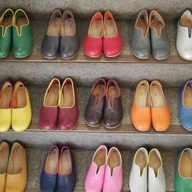 靴教室の団体ロゴ
