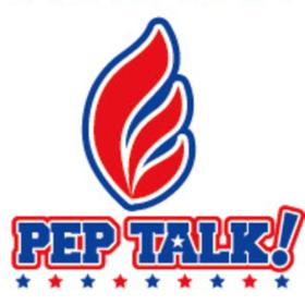 日本ペップトーク普及協会の団体ロゴ
